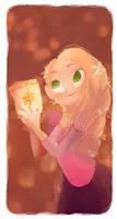 Fanart Rapunzel