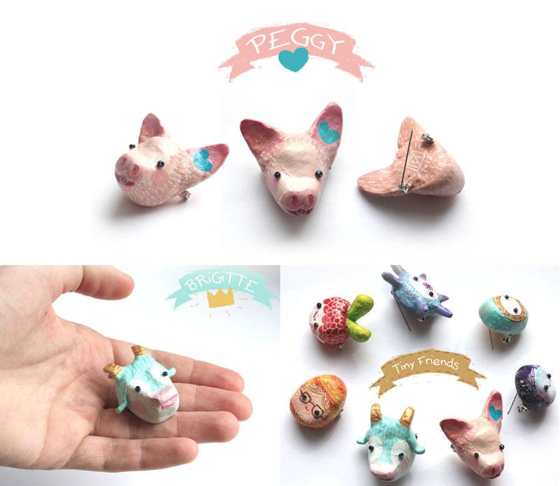 Tiny Friends by Foyaland