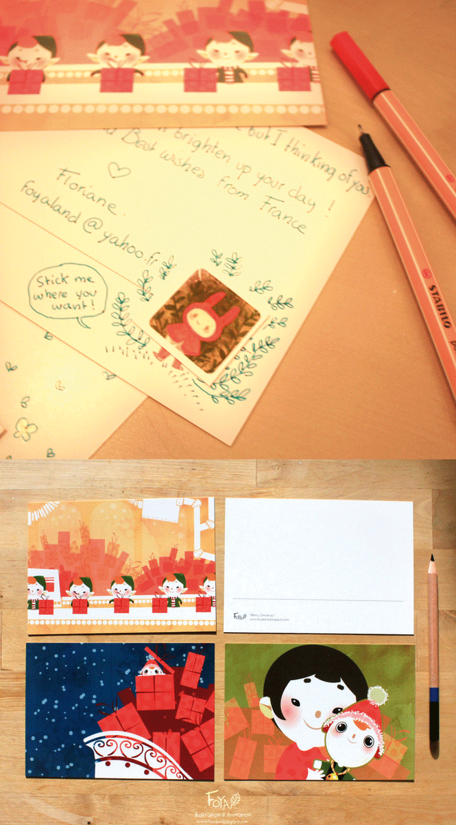 Christmas Cards 2013 by Foyaland