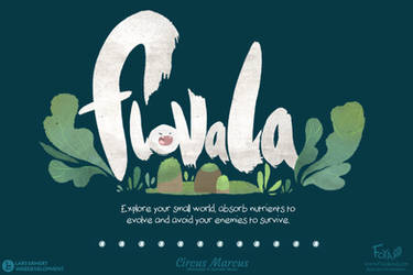 Flovala : Ludum Dare Video game challenge 38