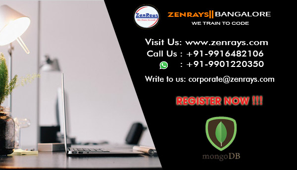 Mongodb training in Bangalore by zenrays on DeviantArt