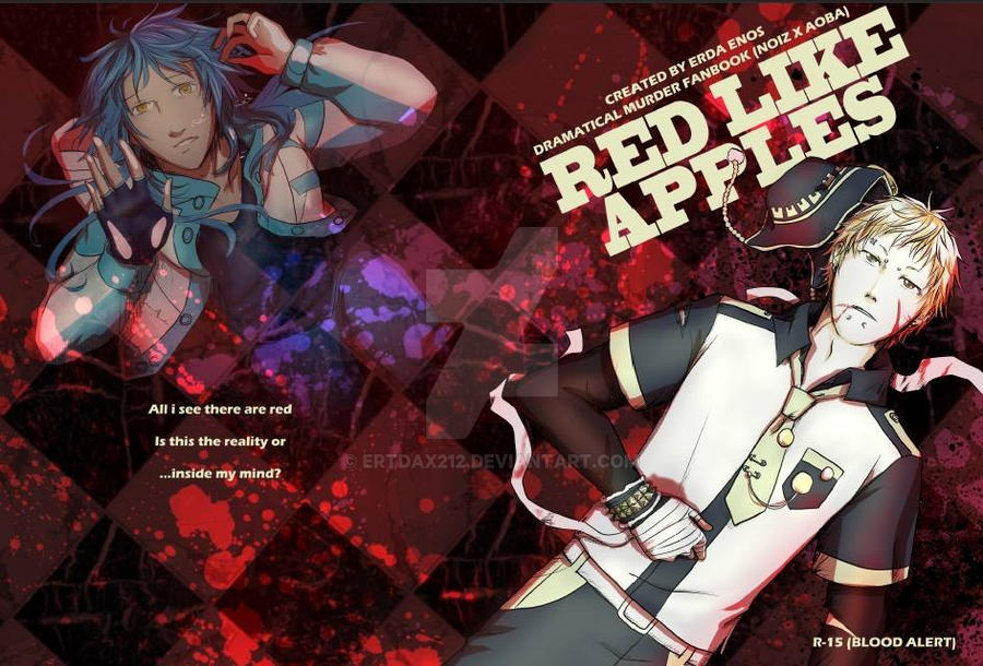 Red Like Apples by ertdax212