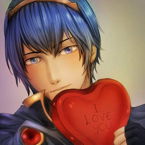 MARTH LOVES YOU
