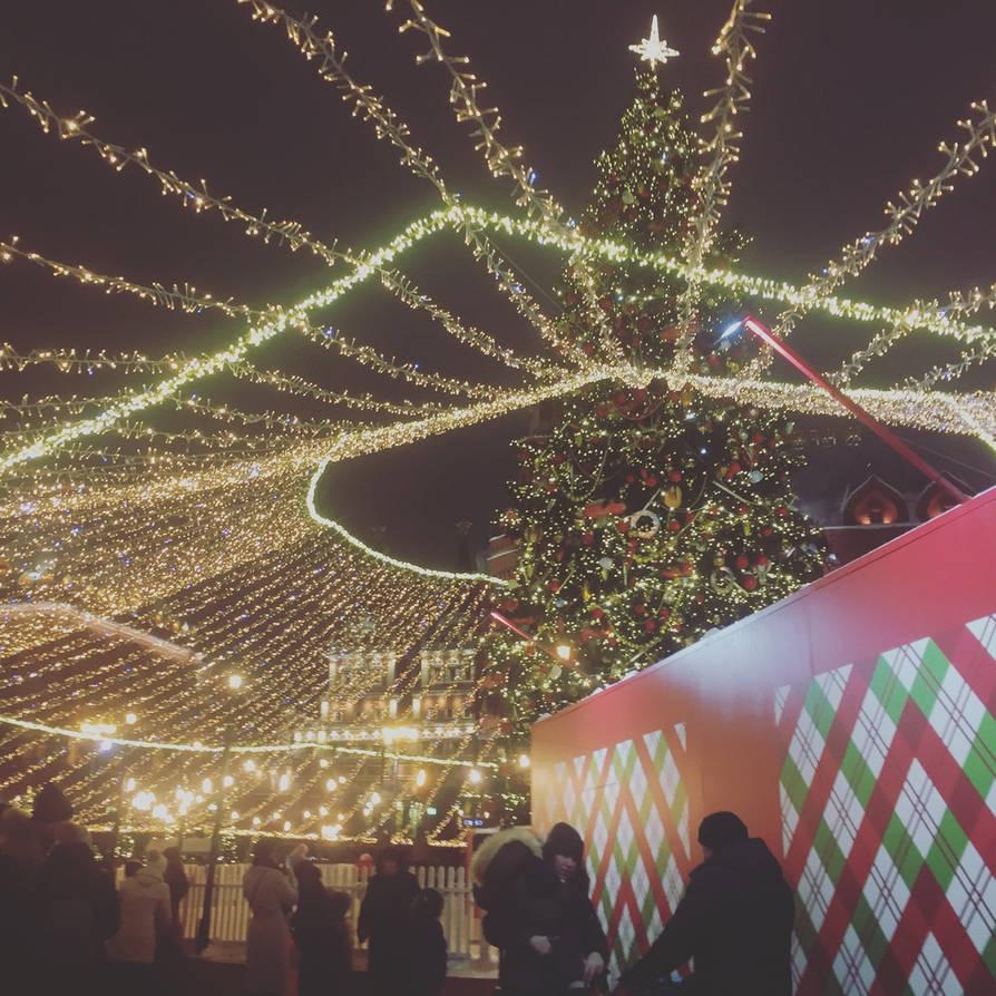 Magic of the Christmas by evgeniya-bengalskaya