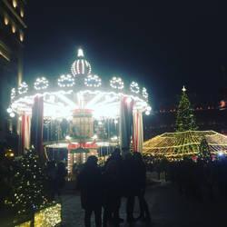 Merry-go-round by evgeniya-bengalskaya