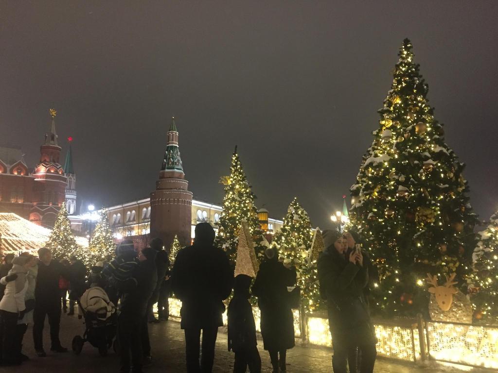 Enjoy the Christmas by evgeniya-bengalskaya