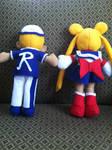 Doll's backs
