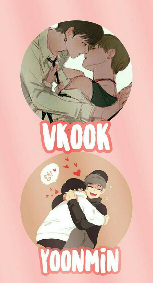 Vkook Yoonmin Edit  by FlakyChxn01 on DeviantArt