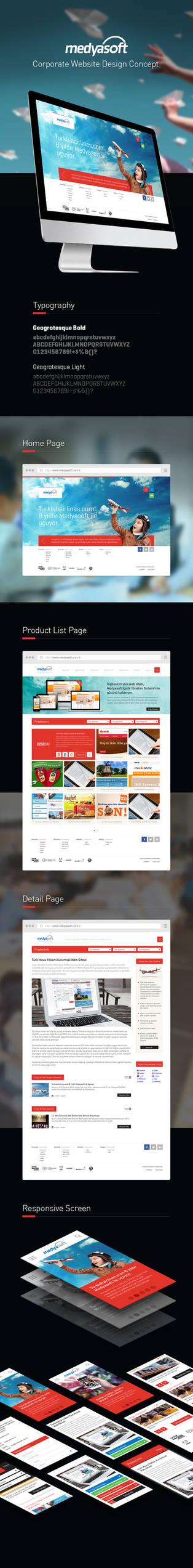 Medyasoft Web Design - Casestudy
