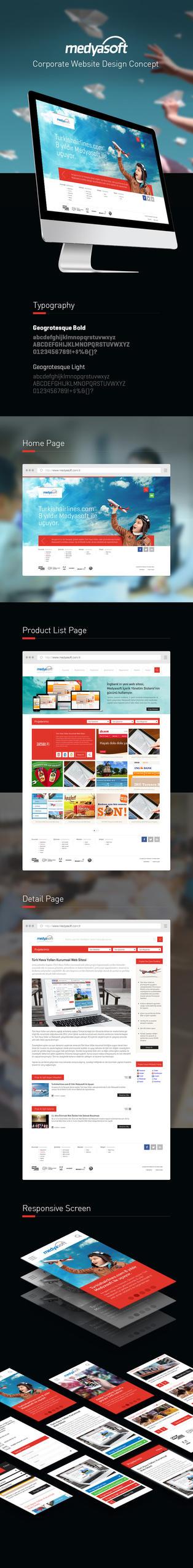 Medyasoft Web Design - Casestudy by eskikitapci