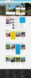 Balikesir Municipality City Guide Website by eskikitapci