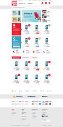 GENPA Web Design by eskikitapci