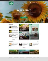 Toros Tarim Web Site by eskikitapci
