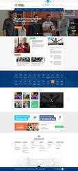 Bingol University Website by eskikitapci