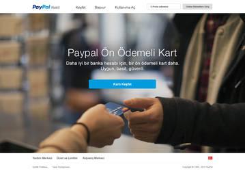 PayPal - Nakit Web Design by eskikitapci