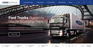 Ford Otosan Web Site