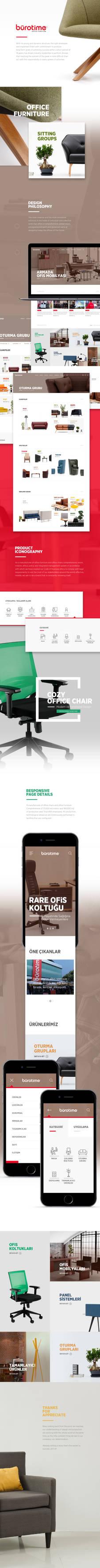 Burotime Website
