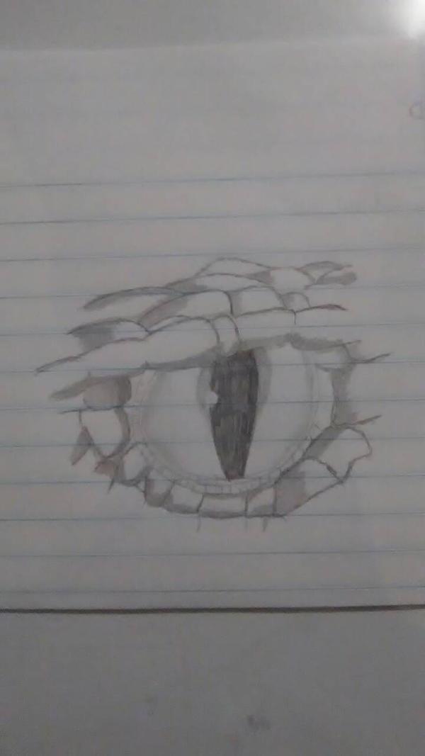 Snake eye by familyslender
