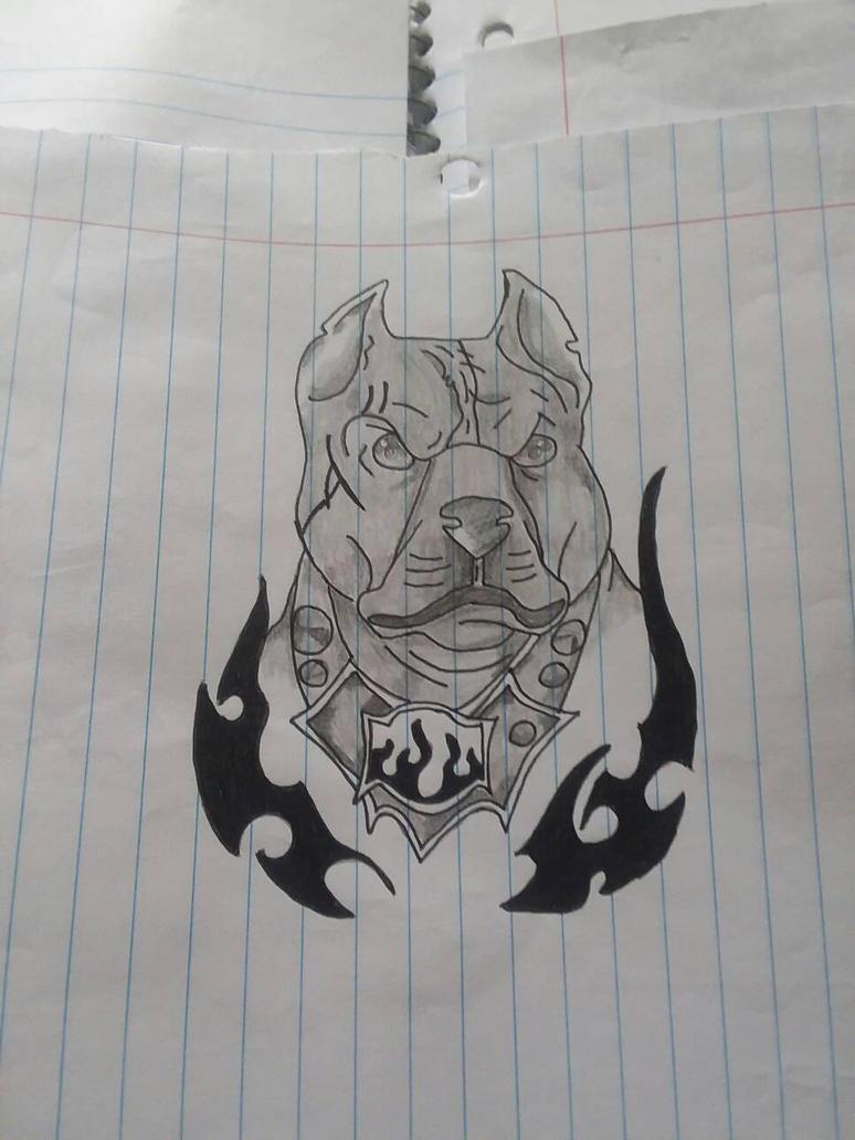 Gangster Dog by familyslender