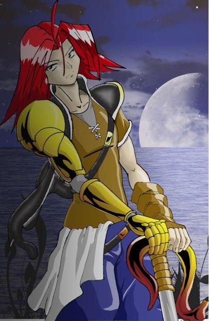 keyblade knight by chacrawarrior