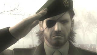 Big boss salutes you by chacrawarrior