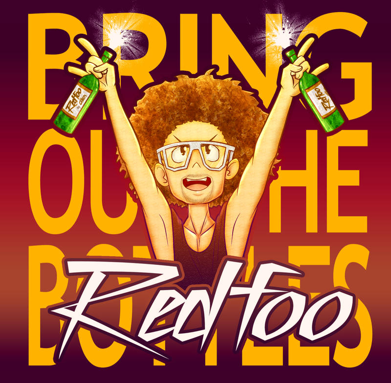 Redfoo bring out the bottles скачать