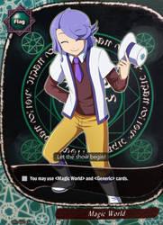 Magic World Wataru