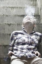 smoke by LucaFenris