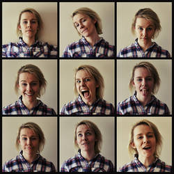expressions by LucaFenris