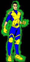 X-Men OC: Bastian Johnson McAllister.