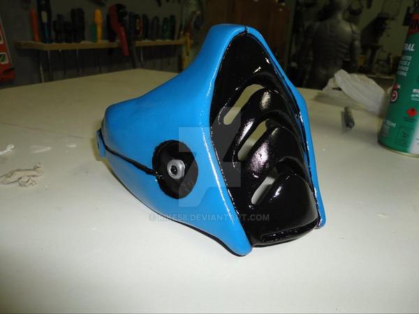 Sub-zero Mask By Rike58 On DeviantArt