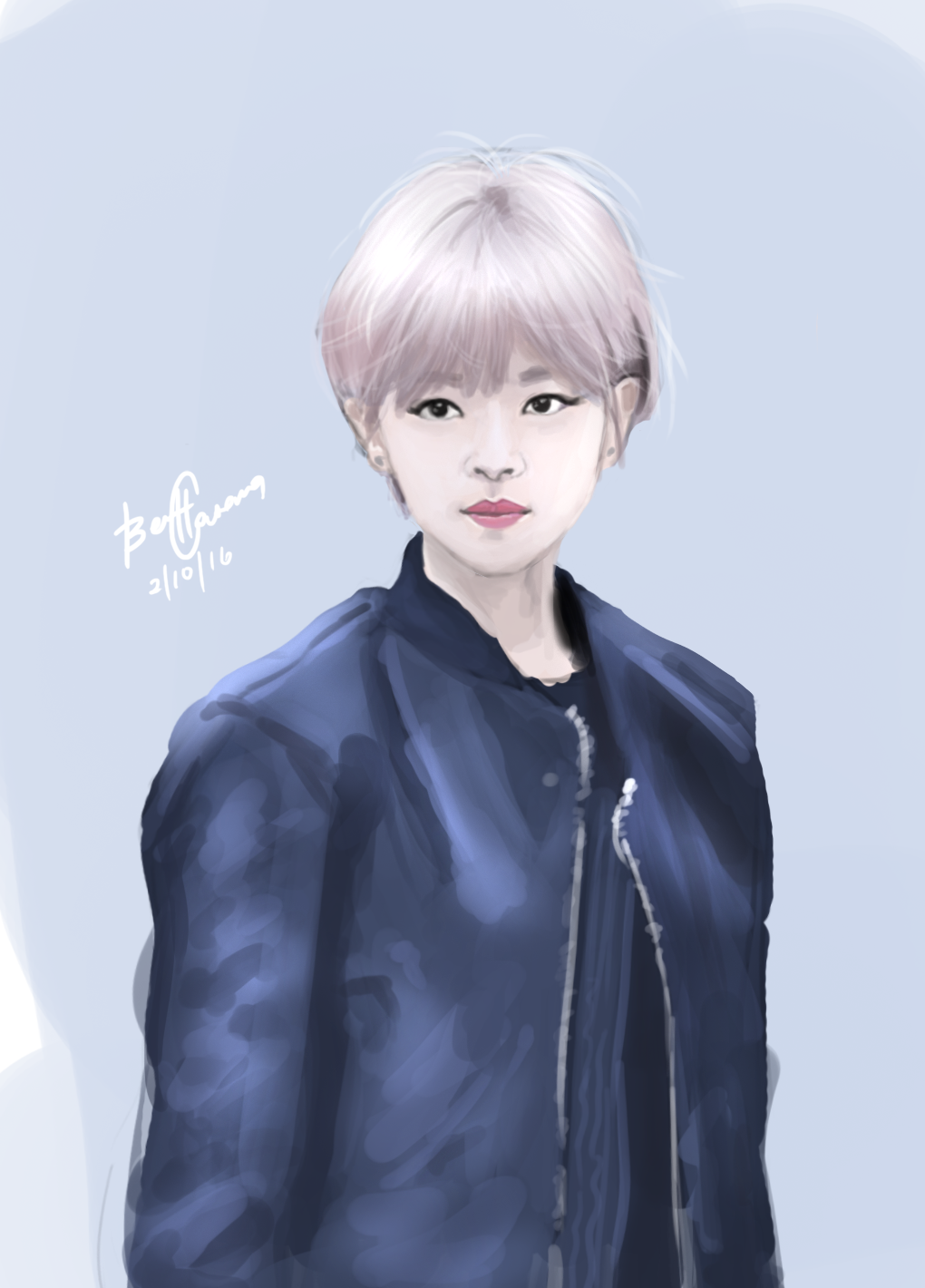 Image result for jeongyeon fanart