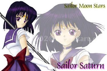 Sailor Saturn Ver.1