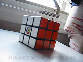 My Rubik's Cube 03