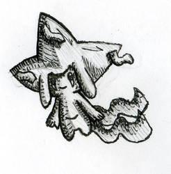 Pencil and Pen Jirachi