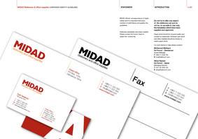 Midad Stationery Gude by Nihadov