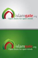 IslamGate Logo by Nihadov