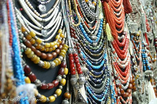 Jewelery and beads