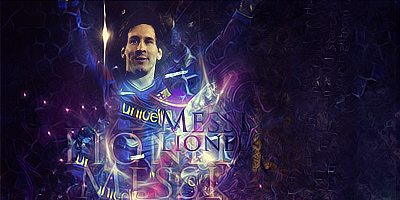 messi by MetFis