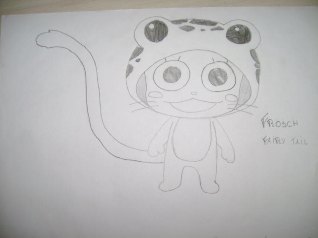 Fairy Tail Frosch by Mavis-FT
