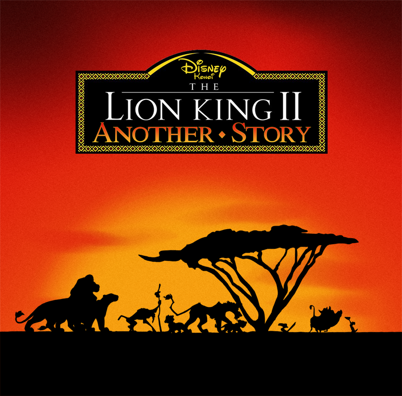 The Lion King II 'Another Story' - teaser by Kurozora-Konoi