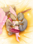 My sweet cotton candy by Kurozora-Konoi