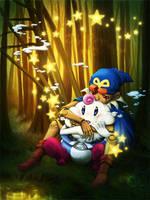 The Prince and the Star by Kurozora-Konoi