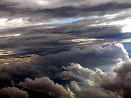 Houston Storm Clouds by sassy-shiznit
