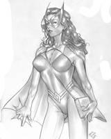 Batwoman by Csyeung