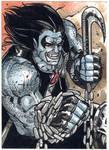 Lobo Sketchcard