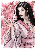 Konohanasakuya-hime by Csyeung
