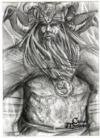 Odin by Csyeung
