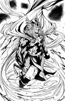Thor Inked by Csyeung