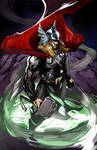 Thor colored